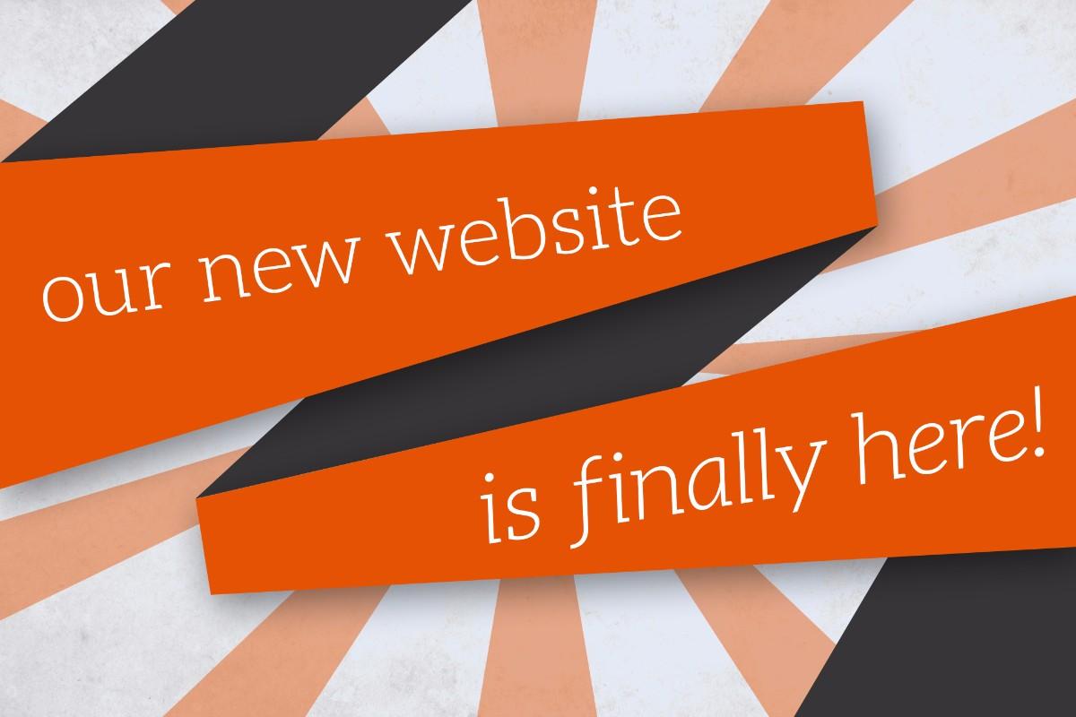 New website, but it's still us!