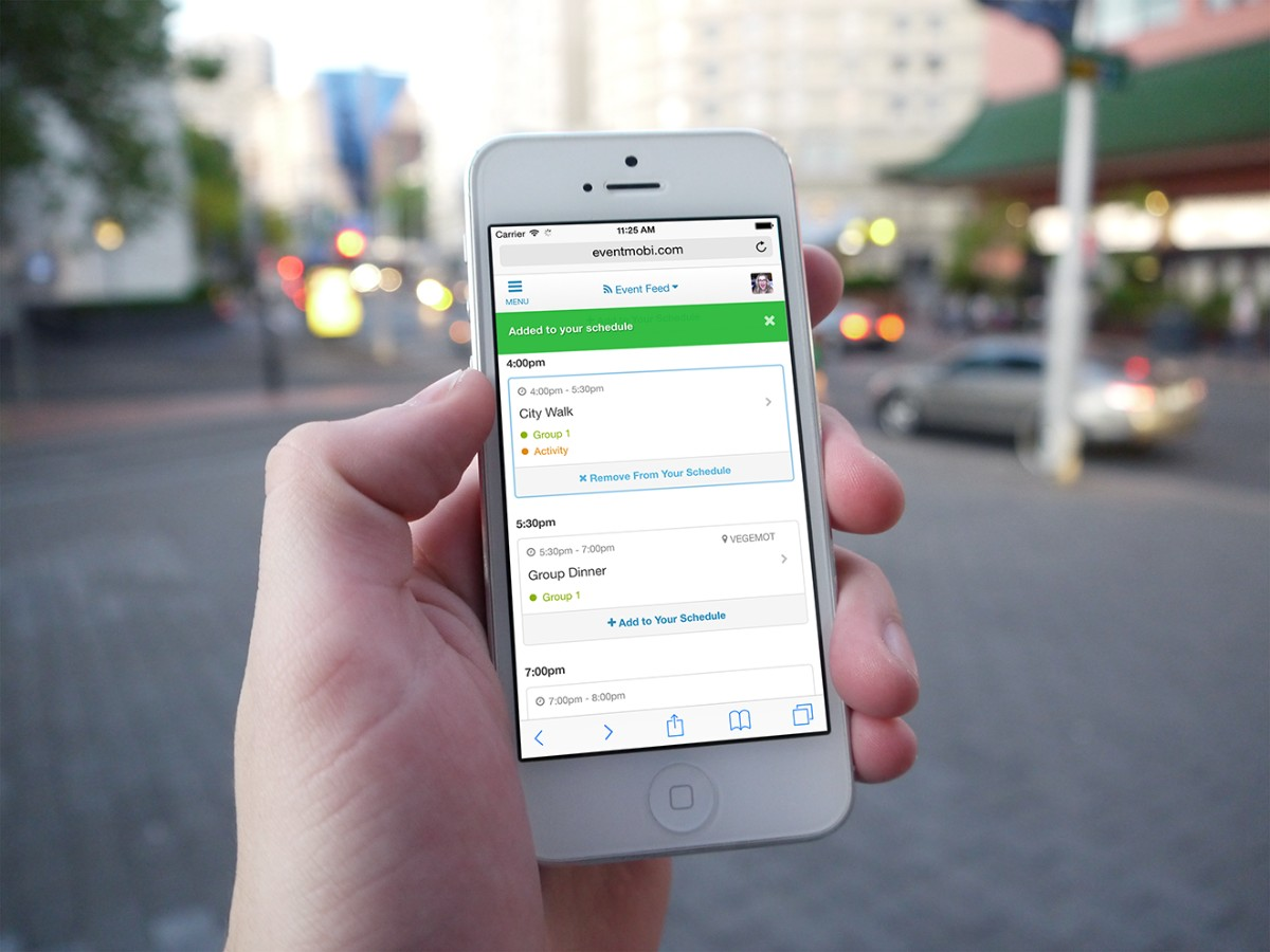 Apps for meetings, incentives, conferences and events