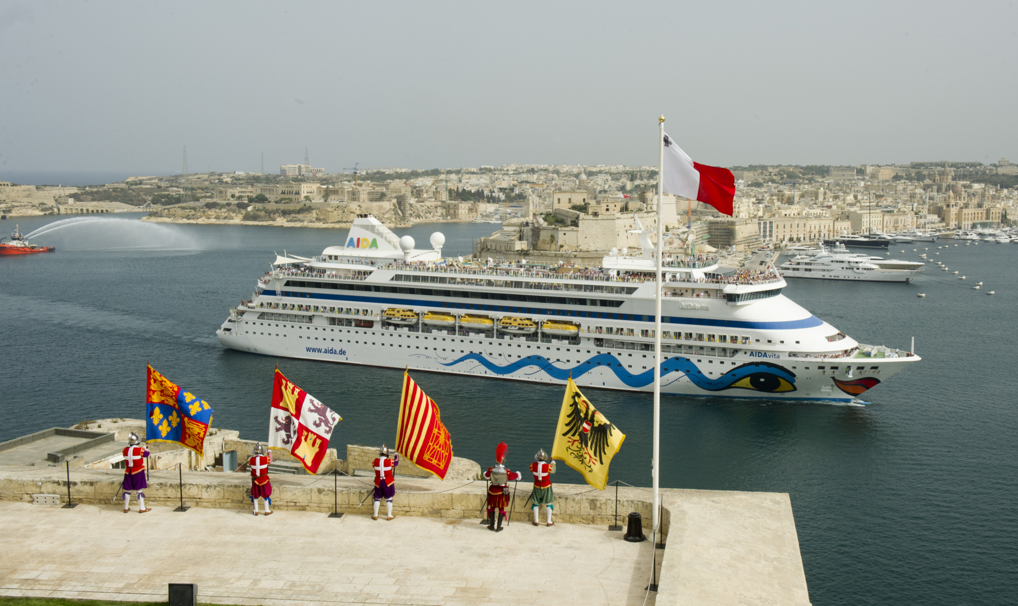 Malta's largest event by On Site Malta