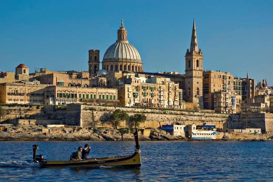 Valletta one of top ten European destinations