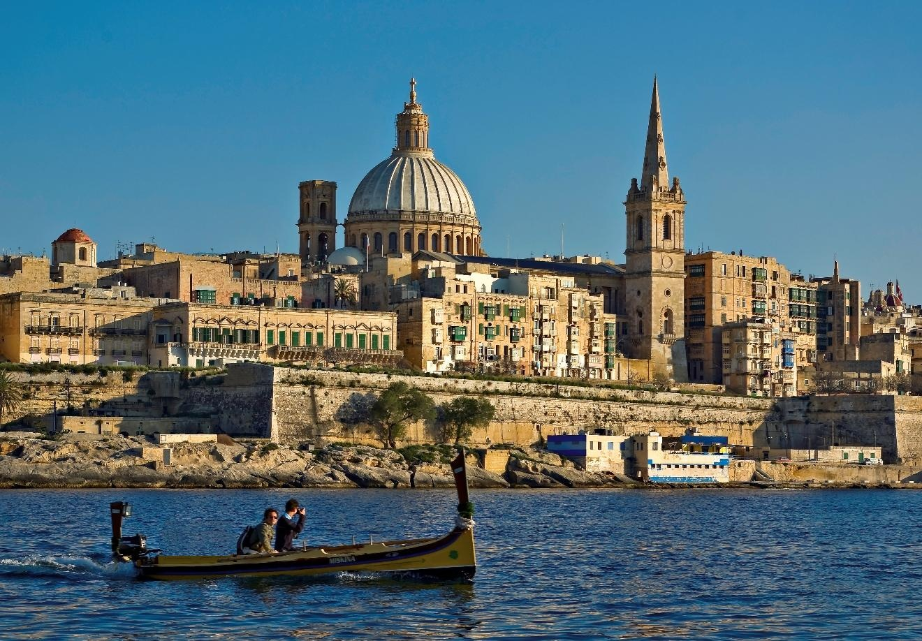 Valletta one of top ten European destinations